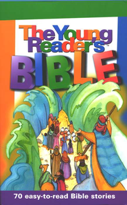 The Young Reader's Bible, Softcover   -     By: Bonnie Bruno, Carl Reinsma, Jenifer Schneider