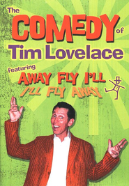 Away Fly I'll, DVD   -              By: Tim Lovelace