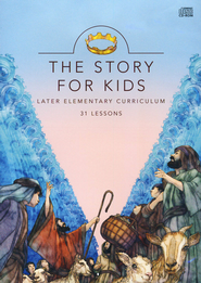 The Story: Elementary Curriculum on CD-ROM   -