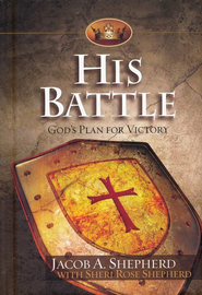 His Battle: God's Plan for Victory - Slightly Imperfect  -