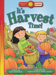 Happy Day Books, Level 2: It's Harvest Time!  -     By: Amy Beveridge