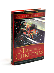 The Treasure of Christmas: A 3-in-1 Collection - Slightly Imperfect  -              By: Melody Carlson