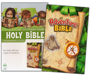 NIV Adventure Bible, Hidden Treasure Edition (1984)   -
