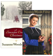 Suzanne Woods Fisher Christmas Collection, 2 Books  -