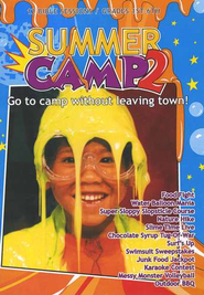 Summer Camp 2, CD   -     By: Tracy Carpenter