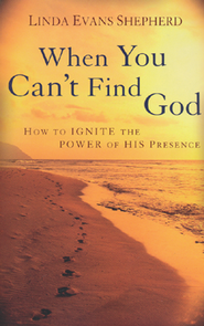 When You Can't Find God: How to Ignite the Power of His Presence  -              By: Linda Evans Shepherd