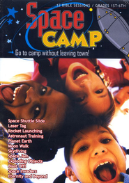 Space Camp, CD   -              By: Tracy Carpenter