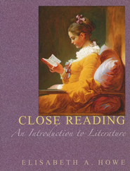 Close Reading Intro Literature & My Literature Lab Student Access Code Kit  -