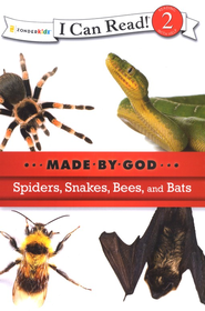 Spiders, Snakes, Bees, and Bats  -