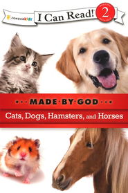 Cats, Dogs, Hamsters, and Horses  -