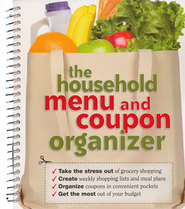 The Household Menu and Coupon Organizer  -