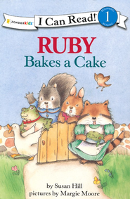 Ruby Bakes a Cake  -     By: Susan Hill