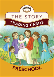 The Story Trading Cards: For Preschool, Pre-K through   Grade 2  -