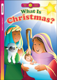What Is Christmas?  -              By: Kathryn Marlin (Illustrator)                   Illustrated By: Kathryn Marlin