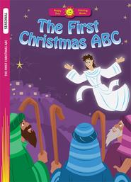 The First Christmas ABC  -              By: Scott Burroughs (Illustrator)                   Illustrated By: Scott Burroughs