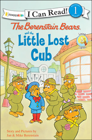 The Berenstain Bears and the Little Lost Cub  - Slightly Imperfect  -     By: Jan Berenstain, Mike Berenstain