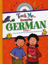 Teach Me Everyday German  -     Edited By: Linda Nelson     By: Judy Mahoney, Patrick Girouard