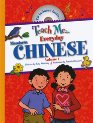 Teach Me Everyday Chinese (Mandarin)  -     Edited By: Linda Nelson     By: Judy Mahoney, Patrick Girouard