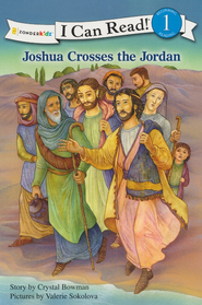 Joshua Crosses the Jordan  -     By: Crystal Bowman