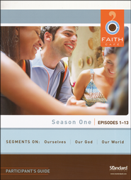 Faith Caf&#233 Season One: Episodes 1-13, Participant's Guide  -