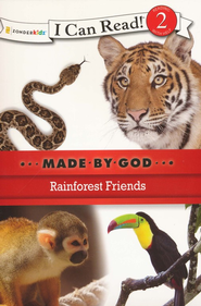 Rainforest Friends  -