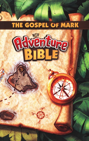 NIV Adventure Bible, Gospel of Mark, 24 Pack - Slightly Imperfect  -