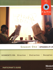 Faith Caf&#233 Season One: Episodes 27-39, Participant's Guide  -