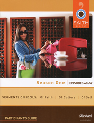 Faith Caf&#233 Season One: Episodes 40-52, Participant's Guide  -