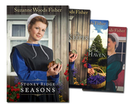 Stoney Ridge Seasons, Boxed Set (Volumes 1-3)  -              By: Suzanne Woods Fisher