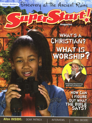 SuperStart! Discovery at the Ancient Ruins, Student Magazine, Volume 1, Number 3  -