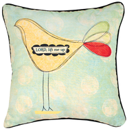 Lord Lift Me Up Pillow  -              By: Amylee Weeks