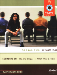 Faith Caf&#233 Season Two: Episodes 27-39, Participant's Guide  -