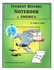 Student History Notebook of America   -     By: Maggie Hogan