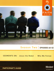 Faith Caf&#233 Season Two: Episodes 40-52, Participant's Guide  -