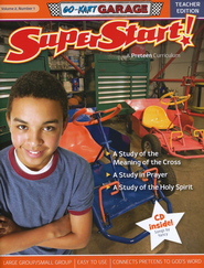 SuperStart! Go-Kart Garage, Teacher Edition with CDROM, Volume 2, Number 1  -