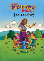 The Beginner's Bible &#174 for Toddlers, Boardbook   -     By: Mission City Press