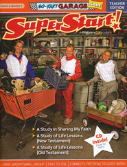 SuperStart! Go-Kart Garage Sale, Teacher Edition with CDROM, Volume 2, Number 2  -