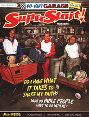 SuperStart! Go-Kart Garage Sale, Student Magazine, Volume 2, Number 2  -