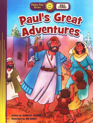 Paul's Great Adventures  -              By: Jennifer Holder                   Illustrated By: Joe Body
