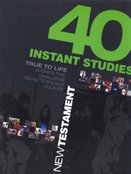 True to Life: 40 Instant Studies: New Testament  -