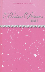 NIRV, Precious Princess Bible, Large Print   -
