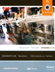 Faith Cafe, Season Three: Episodes 1-13, Leader's Guide & DVD  -