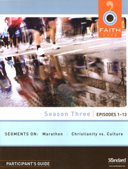 Faith Cafe, Season Three: Episodes 1-13, Participant's Guide  -