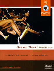 Faith Cafe, Season Three: Episodes 14-26, Leader's Guide & DVD  -