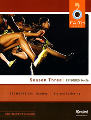 Faith Cafe, Season Three: Episodes 14-26,   Participant's Guide  -