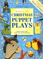 Make & Do Christmas Puppet Plays  -     By: Jane Martin-Scott