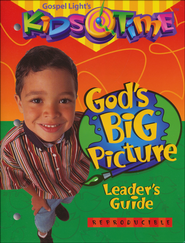 God's Big Picture Leader's Guide  -