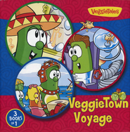 Veggietown Voyage  -              By: Cindy Kenney, Doug Peterson