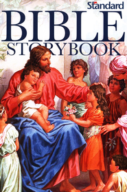 Standard Bible Storybook  -     By: Carolyn Larsen