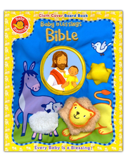 Baby Blessings Bible  -